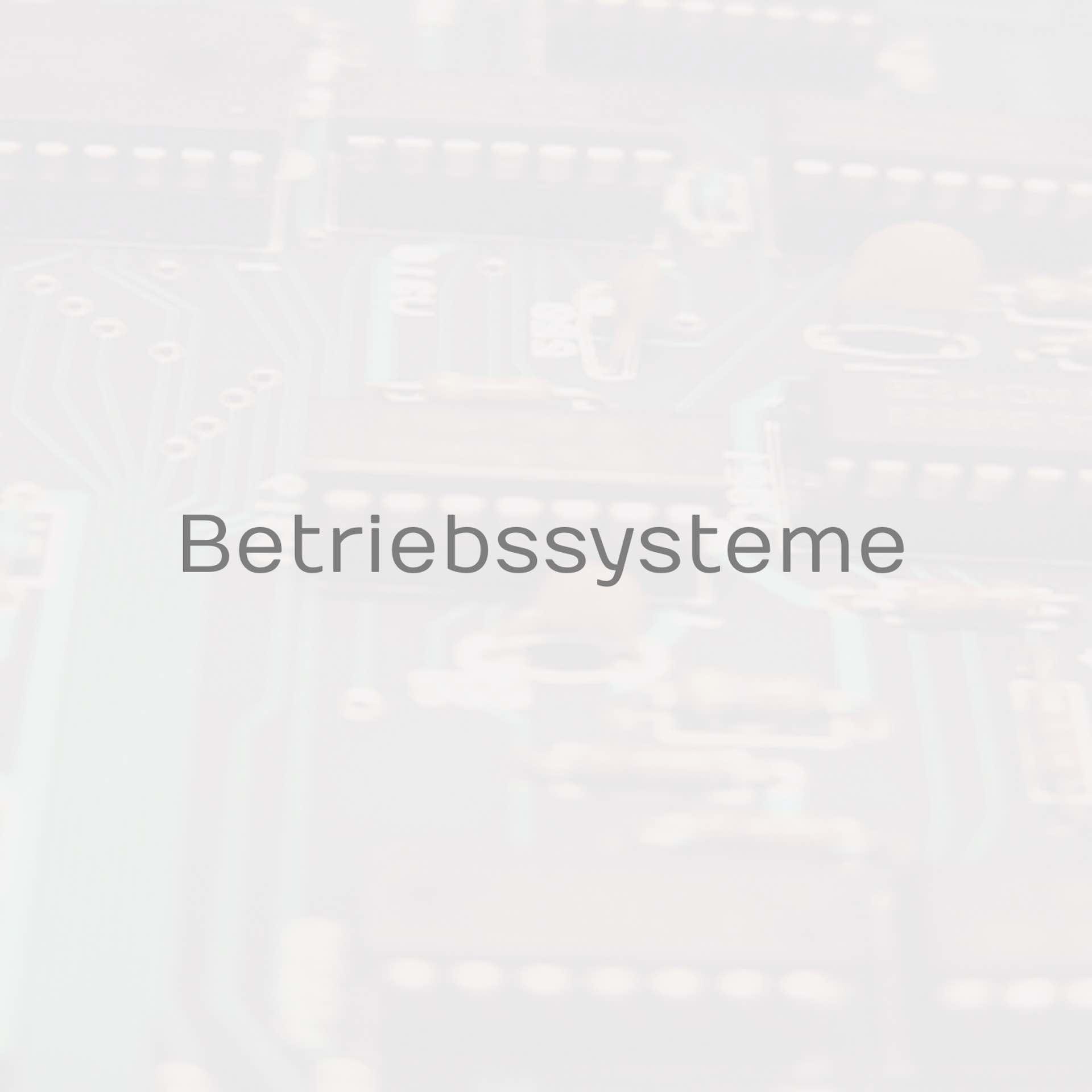 André_Heyer_Dienstleistungen_Betriebssysteme